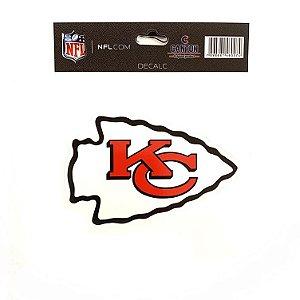 Adesivos Kansas City Chiefs