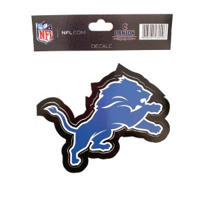 Adesivo Detroit Lions