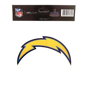 Adesivo Los Angeles Chargers