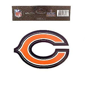 Adesivo Chicago Bears
