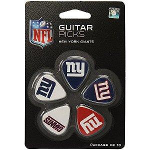 Guitar Picks New York Giants