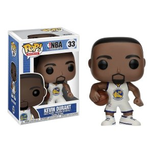Funko Pop! NBA Kevin Durant: Golden State Warriors #33