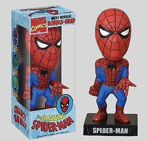 Funko Wacky Wobbler Marvel - Spiderman Bobblehead