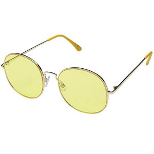 Óculos Vans Daydreamer Yolk Yellow - Gold - The ONE