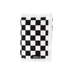 Carteira Vans Slipped Black/White