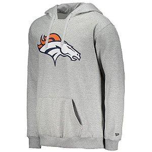 Moletom NFL Denver Broncos Cinza