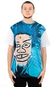 Camiseta Diamond Supply Co. x Basquiat Dos Cabezas - The ONE