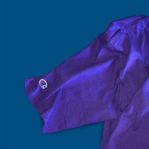 Camiseta Champion LIFE Heritage - Purple