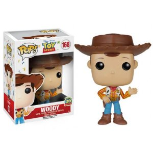 Funko POP! Disney: Toy Story - Woody