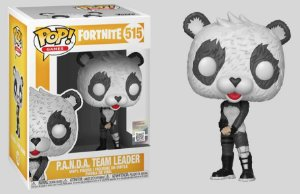 Funko POP! Fortnite: P.A.N.D.A. Team Leader #515