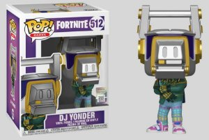 Funko POP! Fortnite: Dj Yonder #512