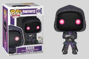 Funko POP! Fortnite: Raven #459