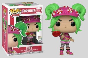 Funko POP! Fortnite: Zoey #458