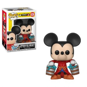 Funko POP! Mickey Mouse - Aprendiz #426