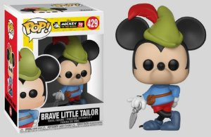 Funko POP! Mickey Mouse - O alfaiate valente #429