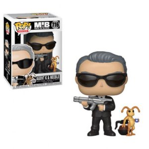 Funko POP! MIB Agent K & Neeble #716