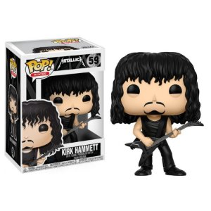 Funko POP! Kirk Hammett #59