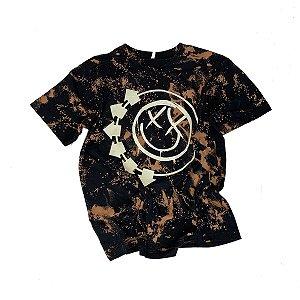 Camiseta BLINK-182 Smiley #008 - Tamanho G