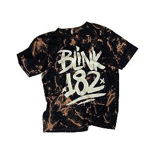 Camiseta BLINK-182 Tag #007 Tamanho G