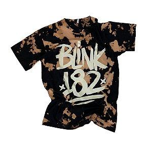 Camiseta BLINK-182 Tag #004 - Tamanho M