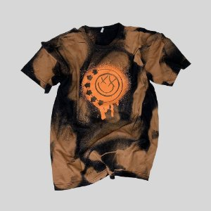 Camiseta BLINK-182 Smile Painted #006 - Tamanho GG