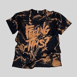 Camiseta BLINK-182 Feeling This #003 - Tamanho M