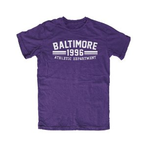 Camiseta PROGear Baltimore Athletic Department
