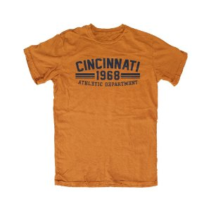 Camiseta PROGear Cincinnati Athletic Department