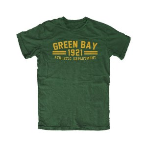 Camiseta The Fumble Green Bay Athletic Department