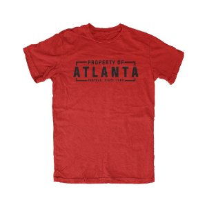 Camiseta PROGear Property Of Atlanta