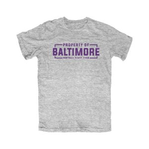 Camiseta PROGear Property Of Baltimore