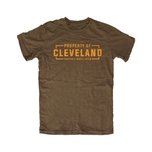 Camiseta PROGear Property Of Cleveland
