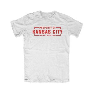 Camiseta The Fumble Property Of Kansas City