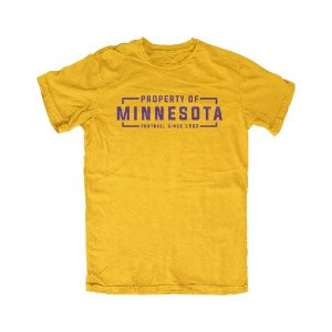 Camiseta PROGear Property Of Minnesota