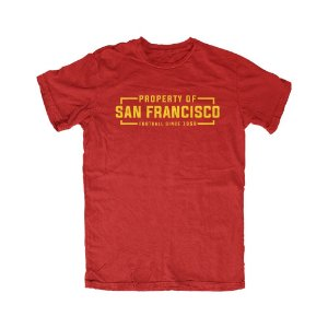 Camiseta PROGear Property Of San Francisco