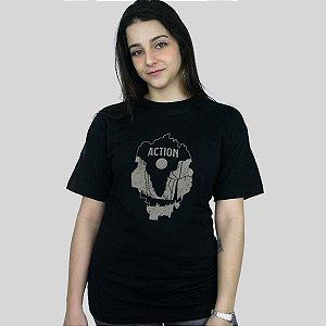 Camiseta Action Clothing El Capitan Preta