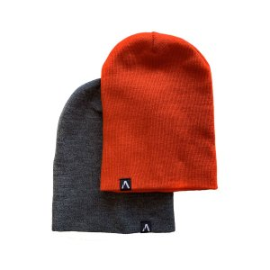 Kit Gorro Action Clothing Chumbo + Coral