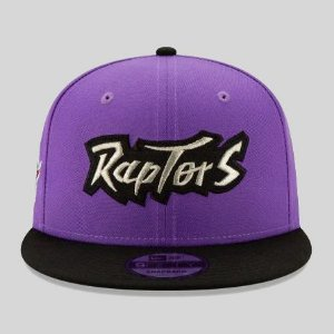 Boné New Era Toront Raptors NBA