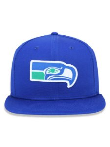 Boné New Era Seattle Seahawks NFL