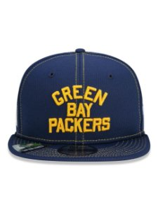 Boné New Era Green Bay Packers NFL