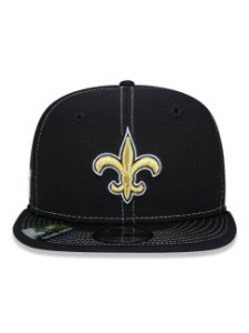 Boné New Era New Orleans Saints NFL