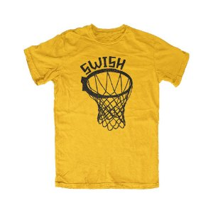 Camiseta Dunks Swish