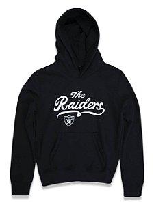 Moleton Feminino New Era NFL Las Vegas Raiders