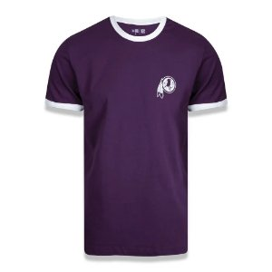 Camiseta New Era NFL Washington Redskins Vinho
