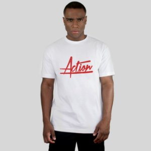 Camiseta Action Clothing Script