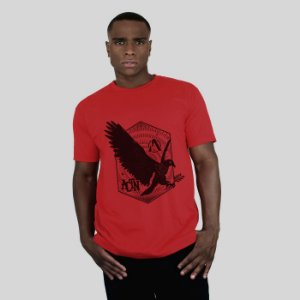 Camiseta Action Clothing Eagle Cinza