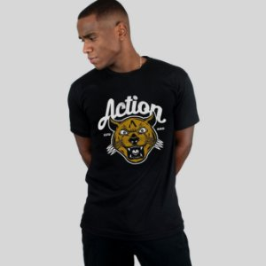 Camiseta Action Clothing The Panther