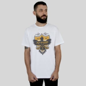 Camiseta Action Clothing Armor