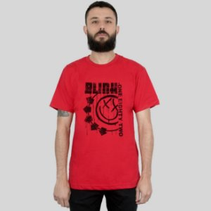 Camiseta blink-182 Blink One Eighty Two