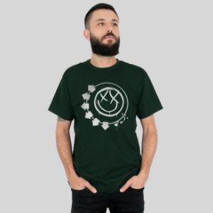 Camiseta blink-182 Smiley